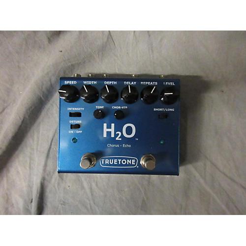 Truetone H20 Chorus Echo Effect Pedal