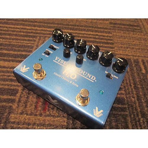 Visual Sound H20 V3 LIQUID CHORUS Effect Processor-thumbnail