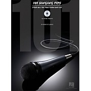 Hal Leonard 101 Singing Tips - Stuff All The Pros Know & Use Book/CD