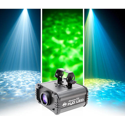 American DJ H2O LED IR Simulated Water Effect Light-thumbnail
