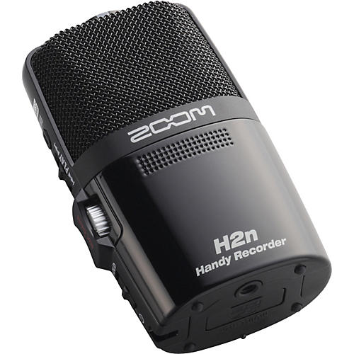 Zoom H2n Handy Recorder-thumbnail