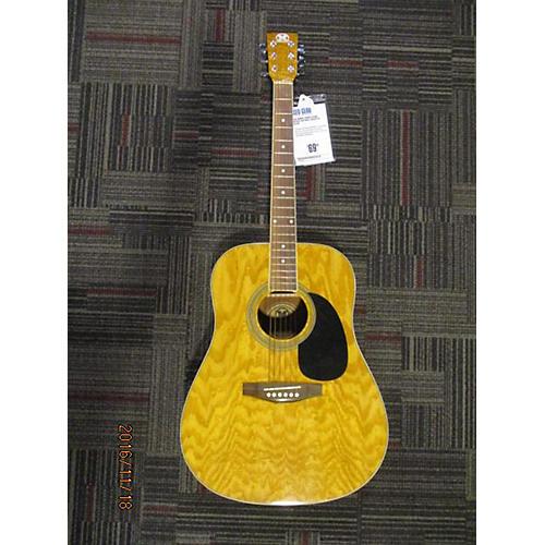 Hondo H350B Acoustic Guitar