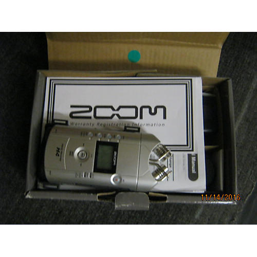 Zoom H4 MultiTrack Recorder-thumbnail