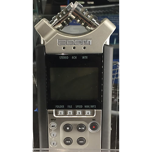 Zoom H4N MultiTrack Recorder-thumbnail