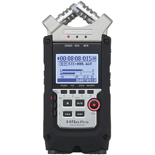 Zoom H4n Pro Handy Recorder-thumbnail
