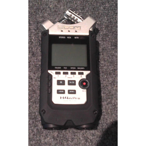 Zoom H4n Pro MultiTrack Recorder-thumbnail