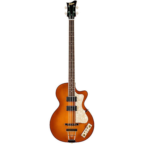 Hofner H500/2 Club Bass LTD-thumbnail