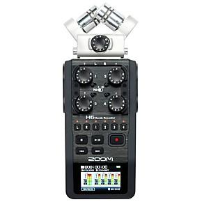 zoom h6 handy recorder guitar center. Black Bedroom Furniture Sets. Home Design Ideas
