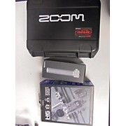 Zoom H6 W/hS Case And Shotgun Mic MultiTrack Recorder