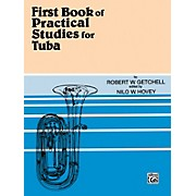 Alfred Practical Studies for Tuba Book I