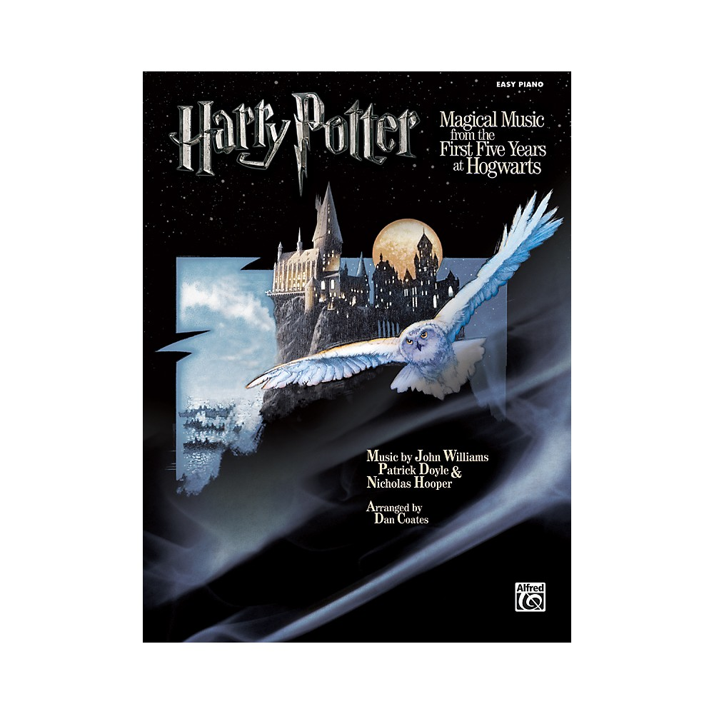 Alfred Harry Potter Magical Music Easy Piano 1281045523065