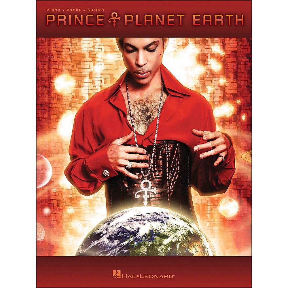 Prince Planet Earth [Book/Cd] 1281204297081