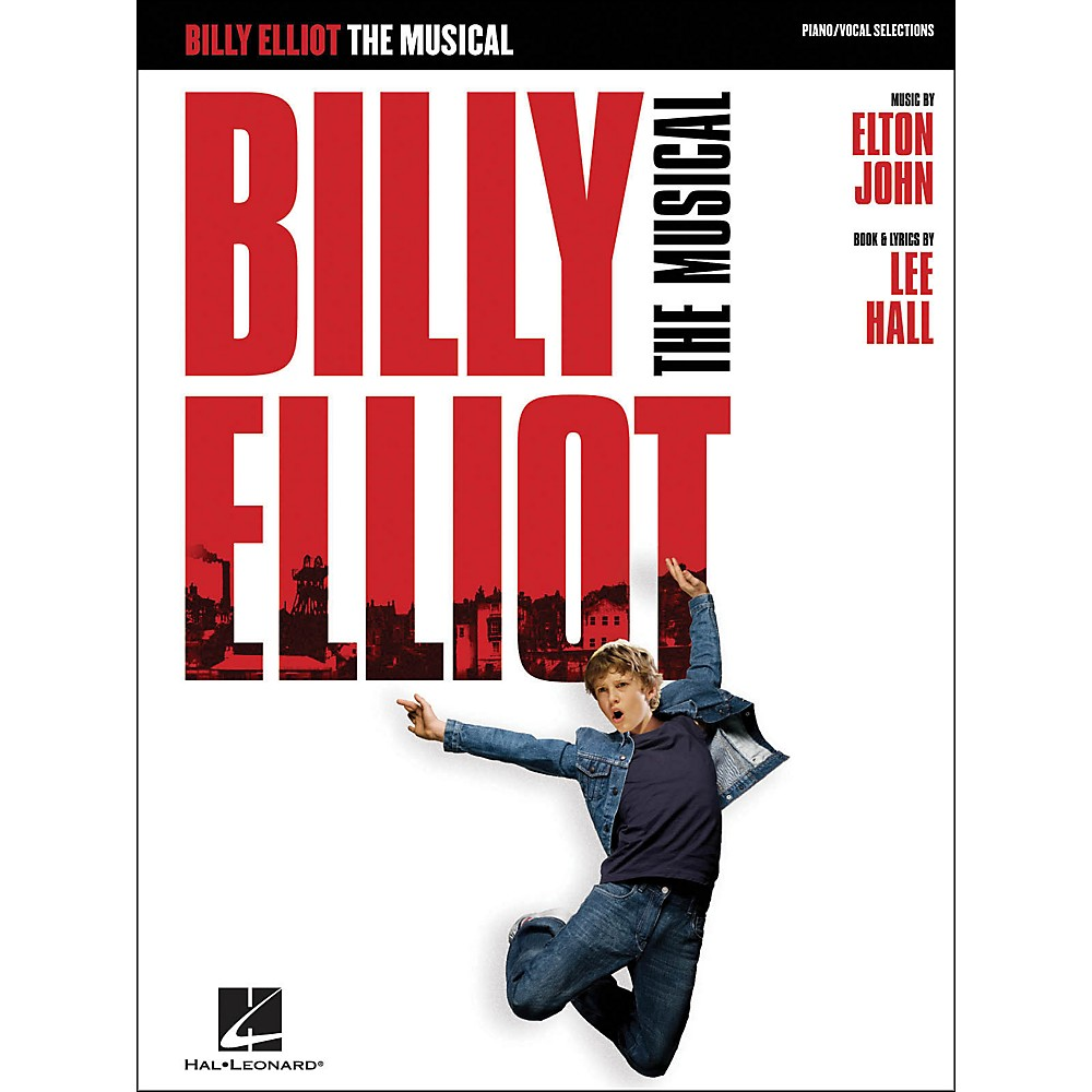 Billy Elliot Piano/Vocal Selections [Book/Cd] 1281539726670
