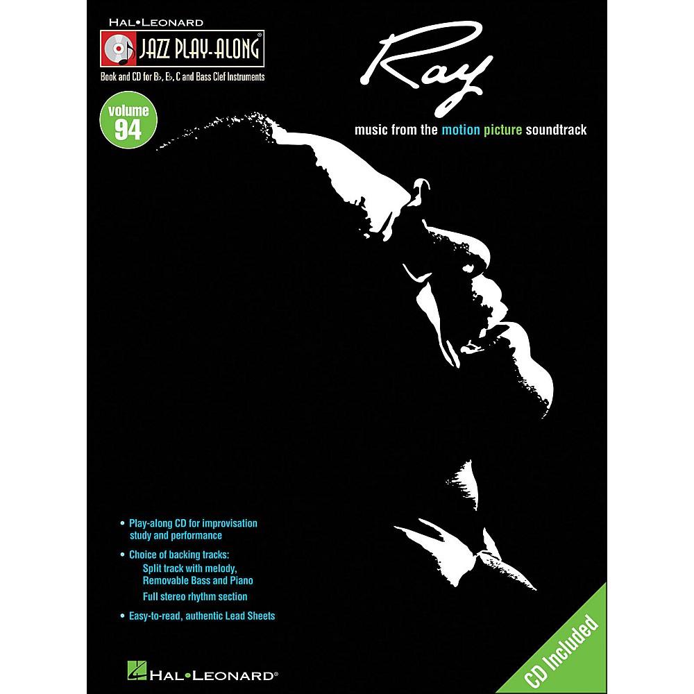 Hal Leonard Ray Jazz Play-Along Volume 94 Book/Cd 1281539726880