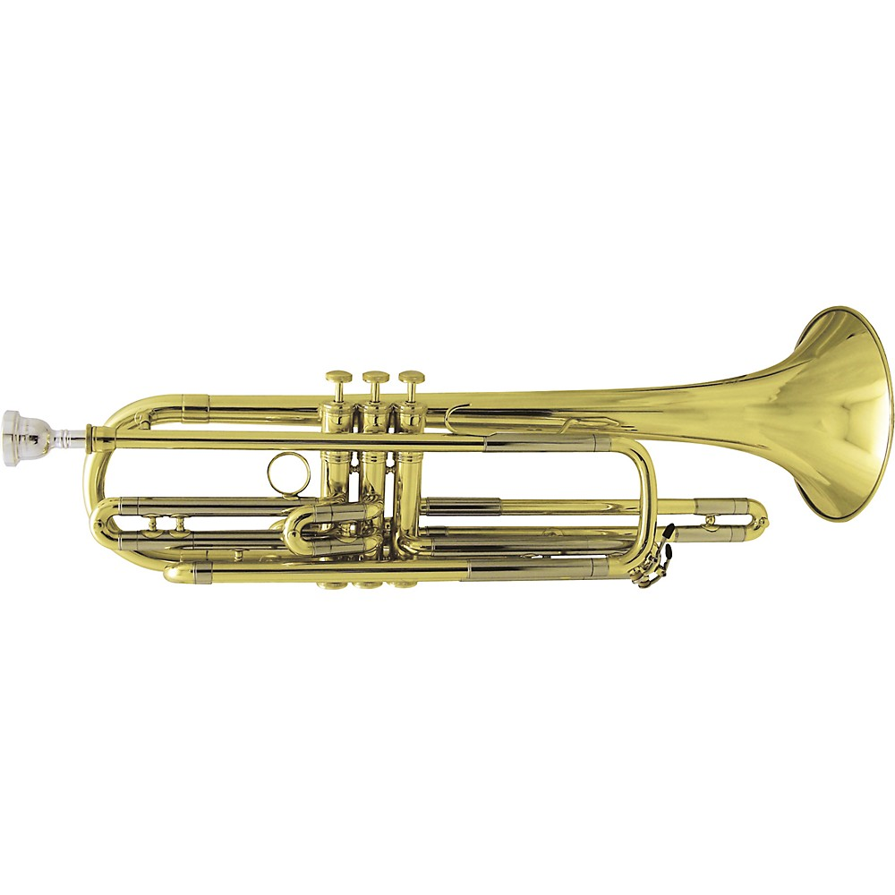 Kanstul Model 1088-1 Bass Trumpet in Lacquer 1282071006637