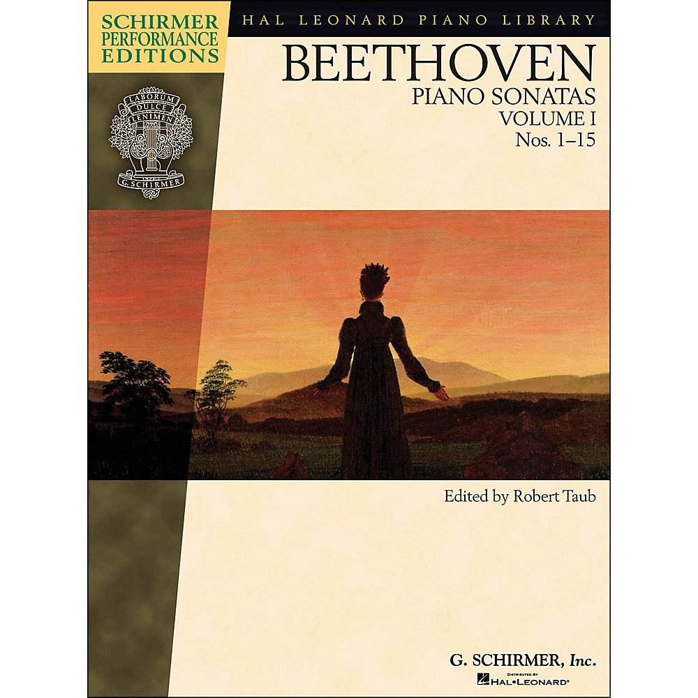 Piano Sonatas Vol.1 (1 15) Schirmer Performance Ed. Book Only [Book] 1283462206407