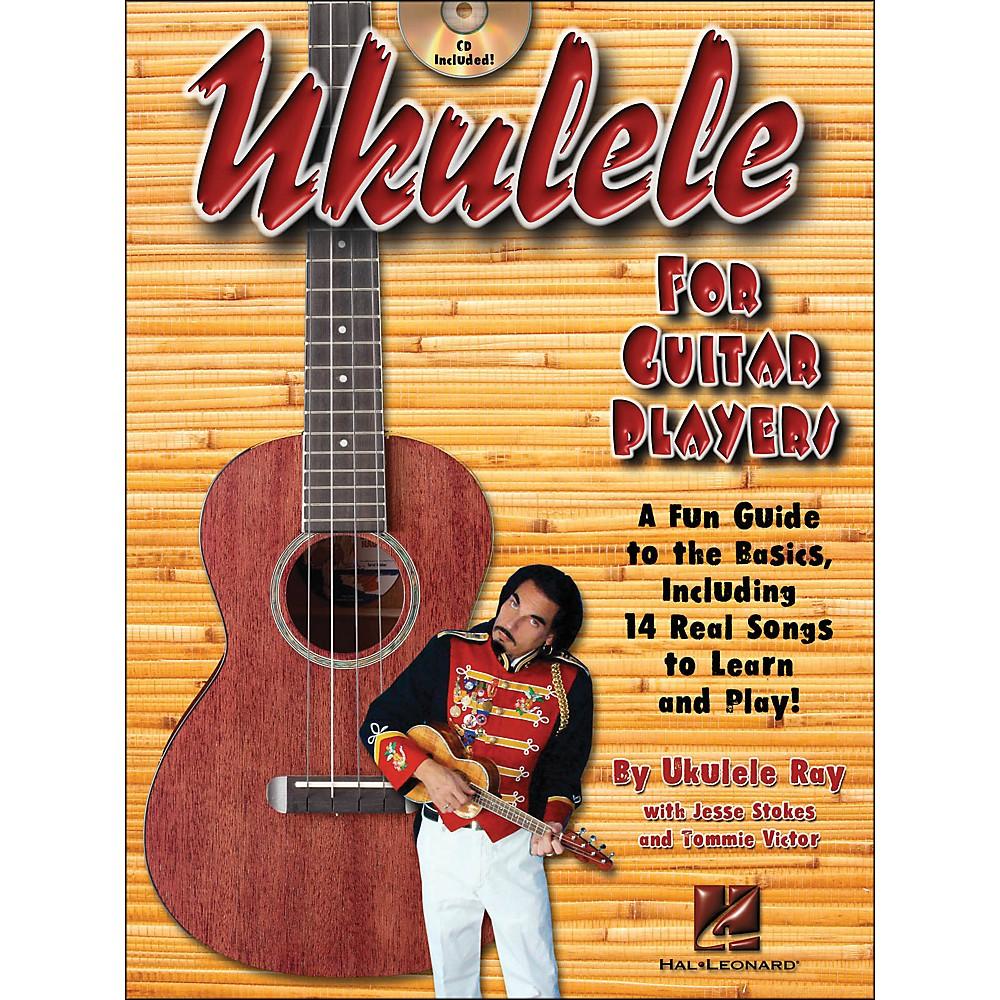 Hal Leonard Ukulele For Guitar Players Book/Cd 1283462206948
