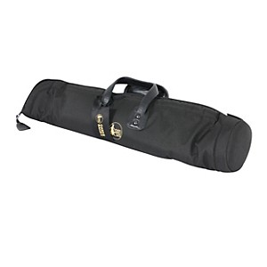 Gard Mid-Suspension Straight Soprano Saxophone Gig Bag 101-Mlk Black Ultra Leather