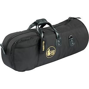 Gard Mid-Suspension Alto/Tenor Horn Gig Bag 45-Mlk Black Ultra Leather