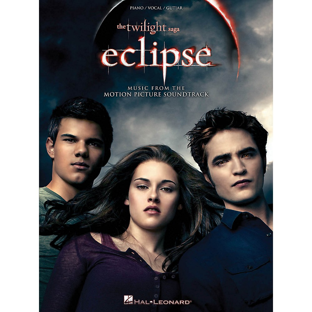 Hal Leonard Twilight Eclipse - Music From The Motion Picture Soundtrack PVG Songbook 1288217328829