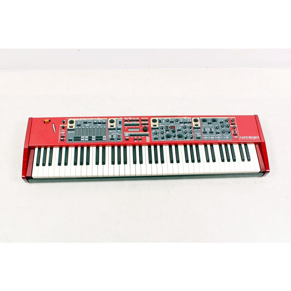Nord Stage 2 Sw73 73-Key Stage Keyboard 888365359175