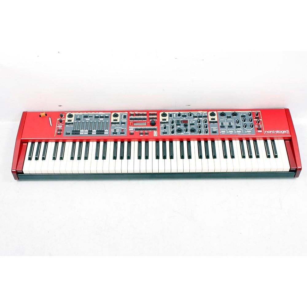 Nord Stage 2 Sw73 73-Key Stage Keyboard 888365352633