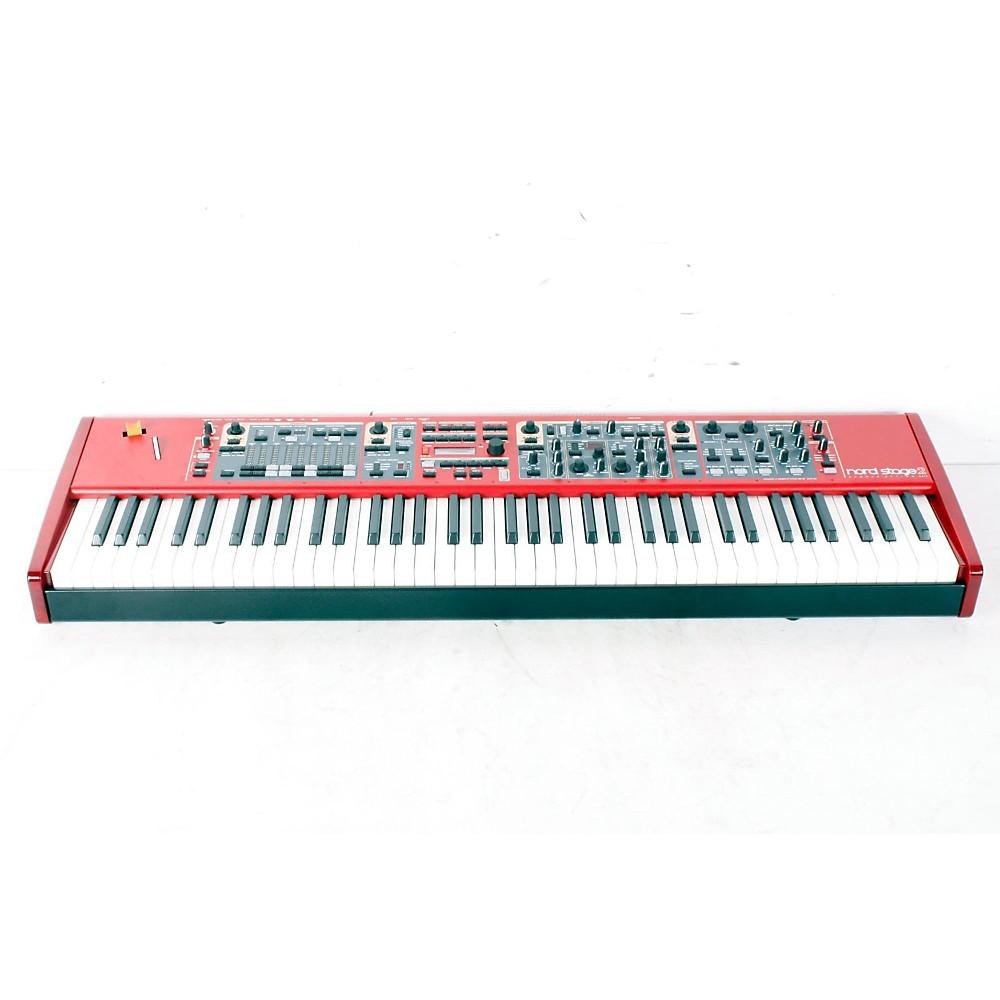 Nord Stage 2 76-Key Keyboard 888365274331