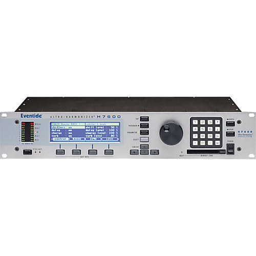 Eventide H7600 Ultra-Harmonizer Effects Processor