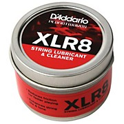 D'Addario Planet Waves XLR8 String Lubricant and Cleaner