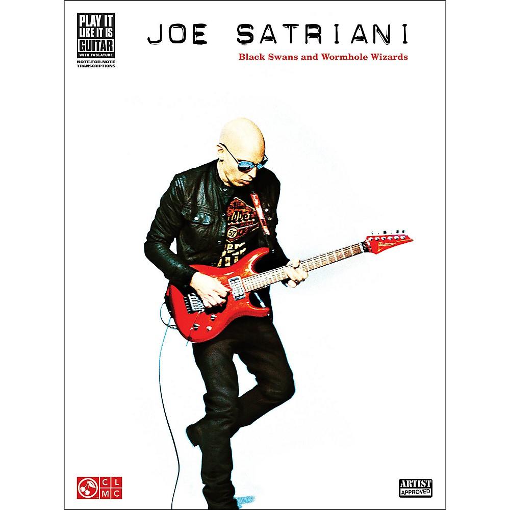 Hal Leonard Joe Satriani: Black Swans And Wormhole Wizards Guitar Tab Songbook 1312645326946