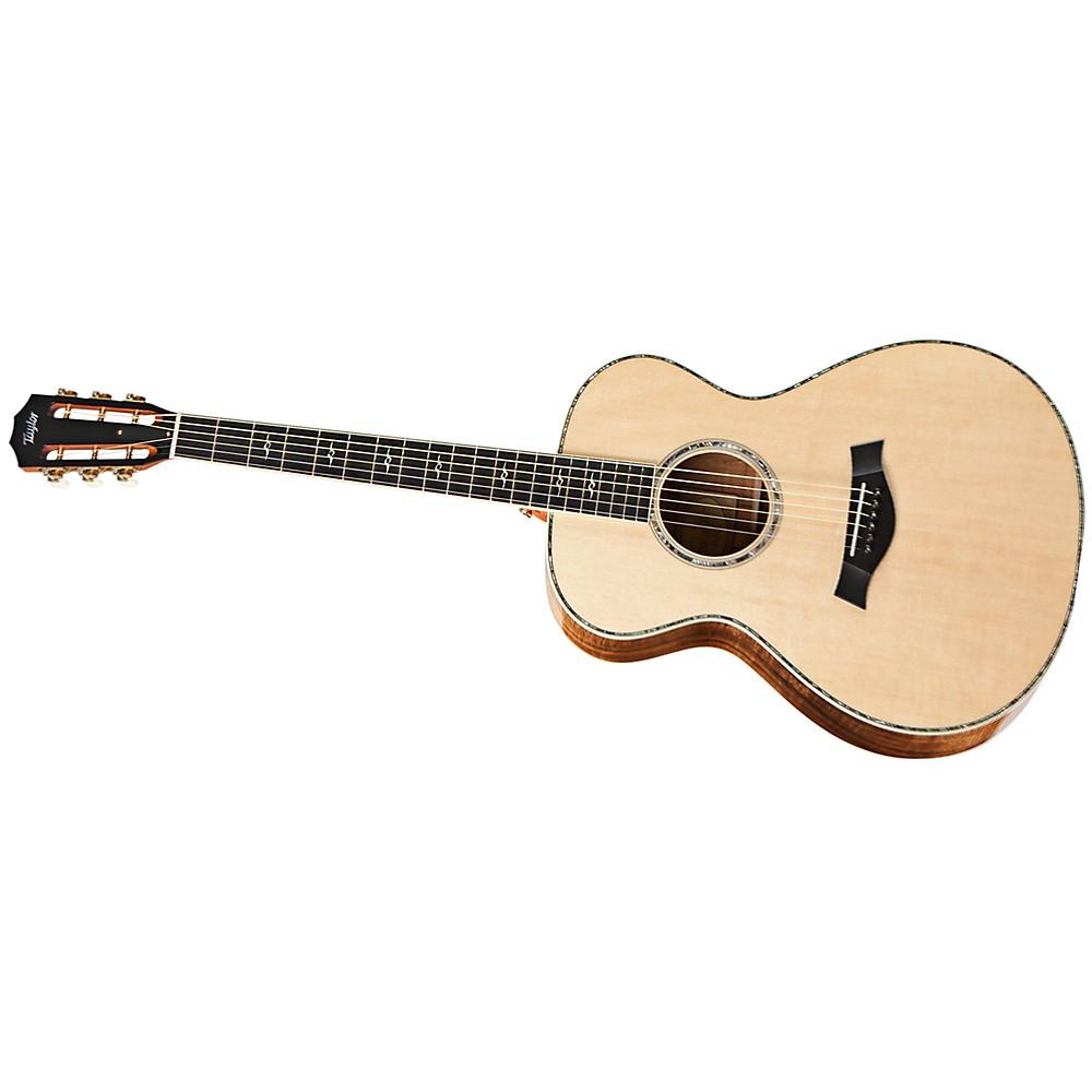Taylor Gc-K-L Koa/Spruce Grand Concert Left-Handed Acoustic Guitar Natural