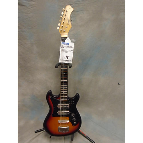 HARMONY H802 Solid Body Electric Guitar