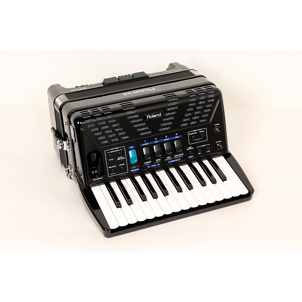 Roland Fr-1X V-Accordion (Piano Style) 888365374529