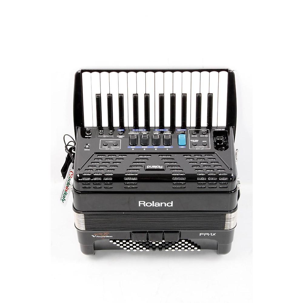 Roland Fr-1X V-Accordion (Piano Style) 888365382098