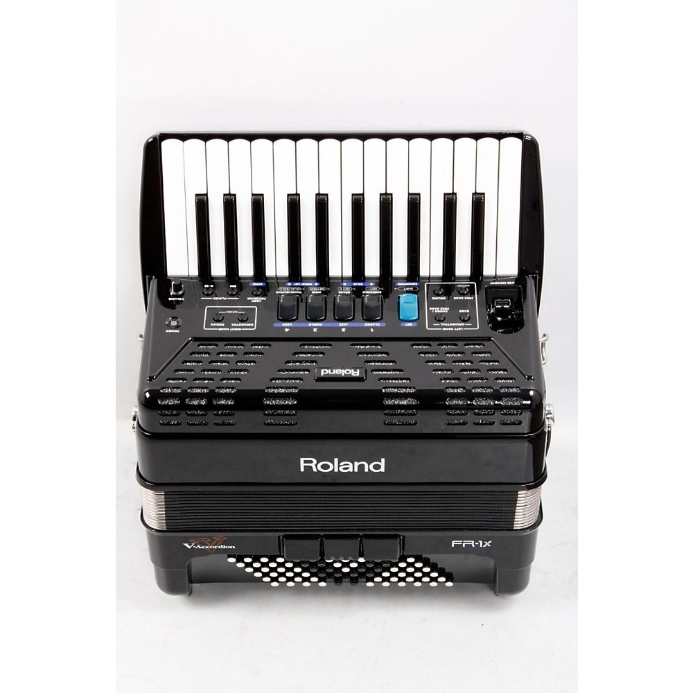 Roland Fr-1X V-Accordion (Piano Style) 888365402864