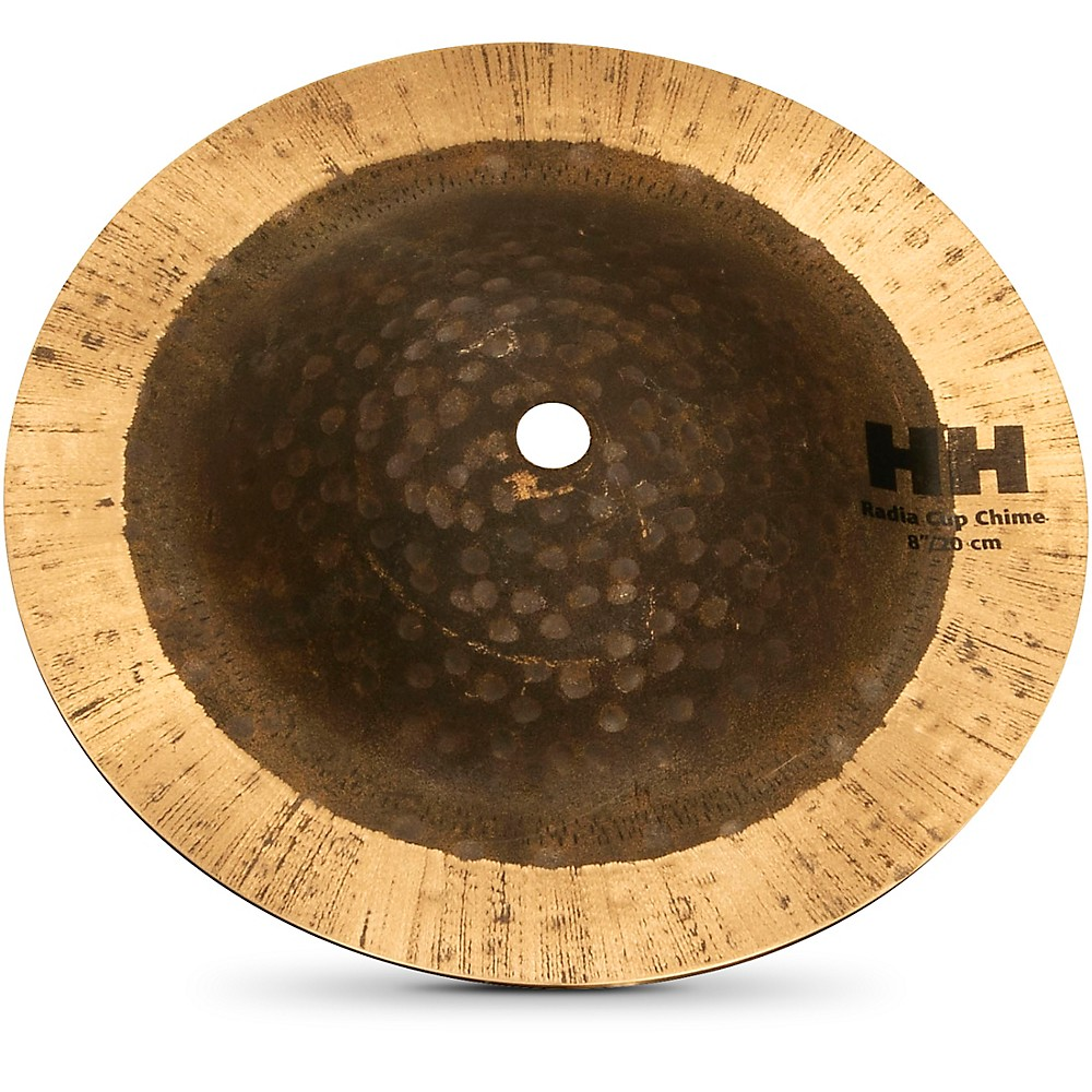 Sabian Hh Radia Cup Chimes 8 In. 1330966224710