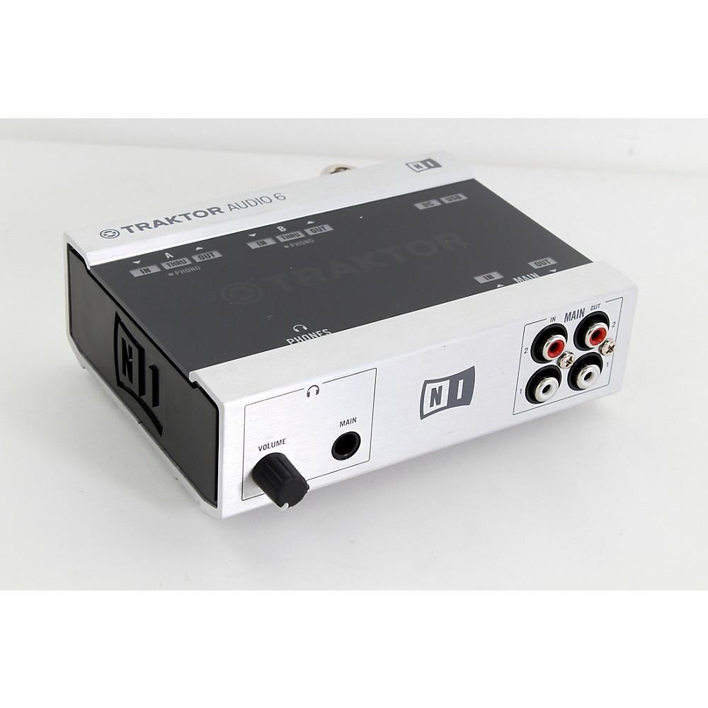 Native Instruments TRAKTOR SCRATCH A6 Regular 888365995427 H81759005000016