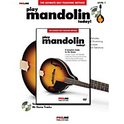 Hal Leonard Proline Play Mandolin Today! Method Book with CD & DVD