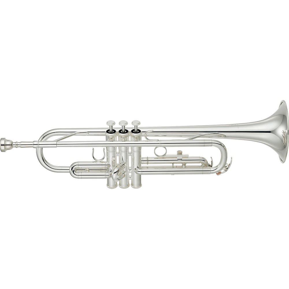 Yamaha Ytr-2330 Standard Bb Trumpet Bb Trumpet Silver 1334164767198