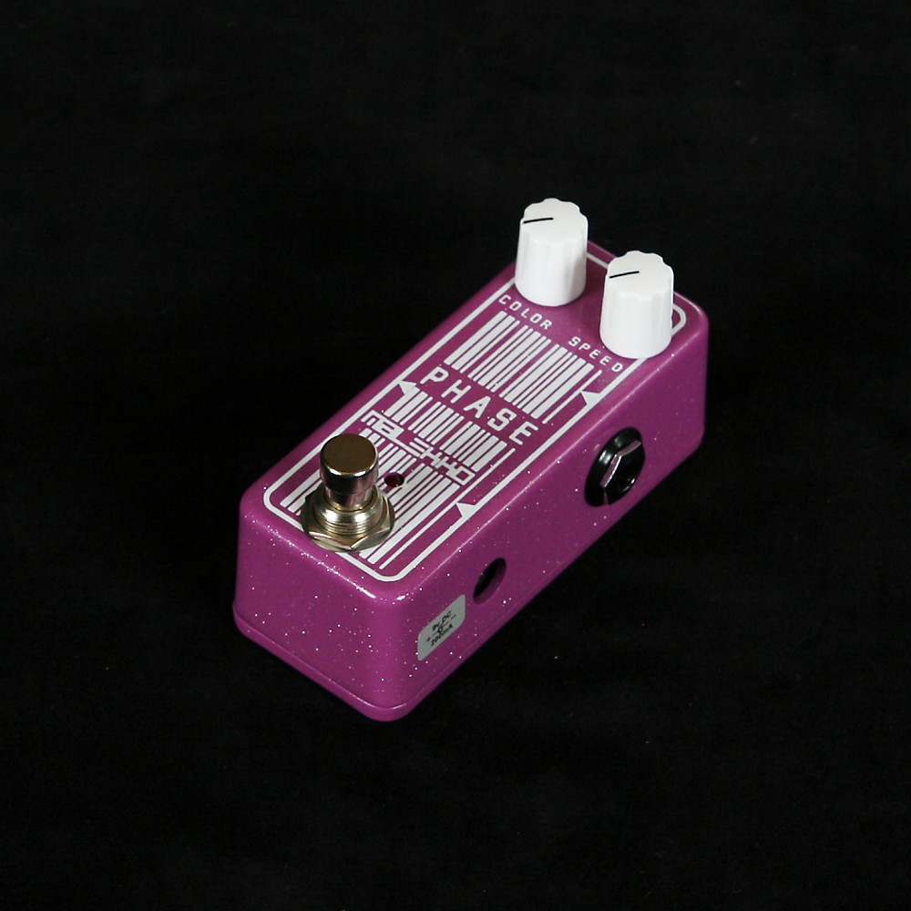 Malekko Heavy Industry Omicron Series Phase Guitar Effects Pedal 1340207682915
