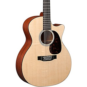 Martin Performing Artist Series GPC12PA4 Grand Performance 12-String Acoustic-Electric Guitar Natural