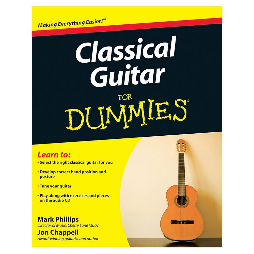 Mel Bay Classical Guitar for Dummies Book/CD Set