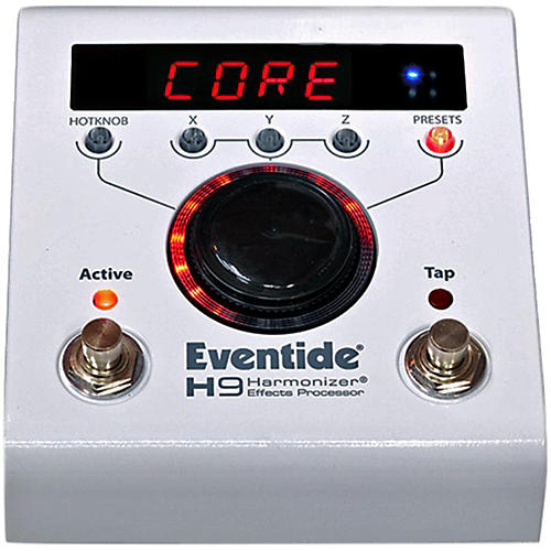 Eventide H9 Core Harmonizer Stompbox Guitar Effects