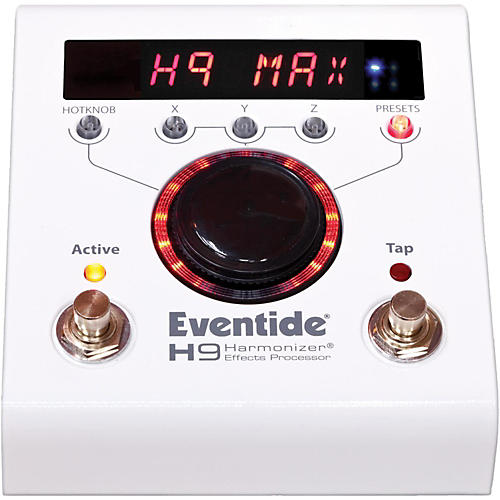 Eventide H9 MAX Guitar Mulit-Effects Pedal-thumbnail
