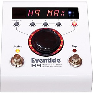 Eventide H9 MAX Guitar Multi-Effects Pedal by Eventide