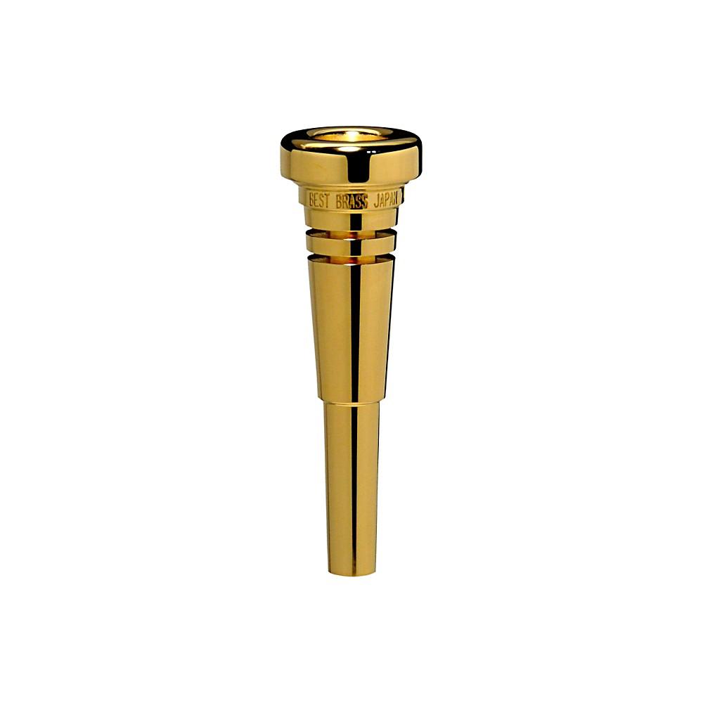 Best Brass Tp-5X Groove Series Trumpet Mouthpiece 1351522046864