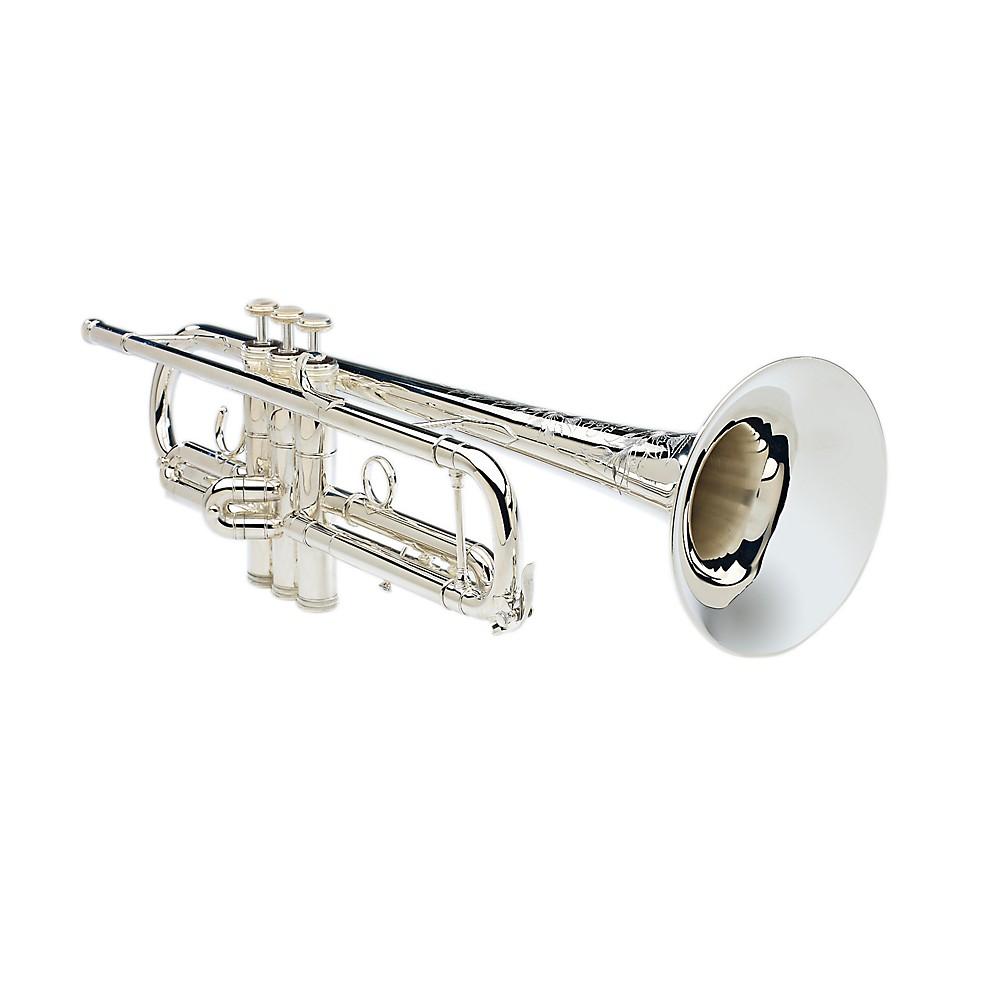 S.E. Shires Model Cmw Bb Trumpet Cmw-Sp Silver 1351522047723