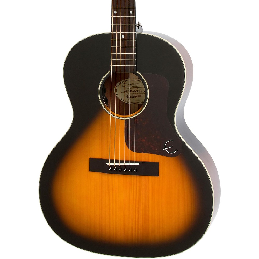 Epiphone El-00 Pro Acoustic-Electric Guitar Vintage Sunburst 1359388231249