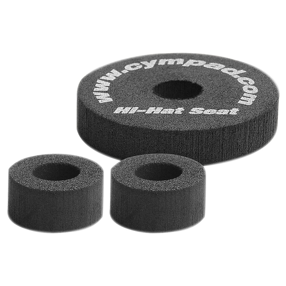 Cympad Optimizer 3-Piece Hi-Hat Felt Set 1365435335324