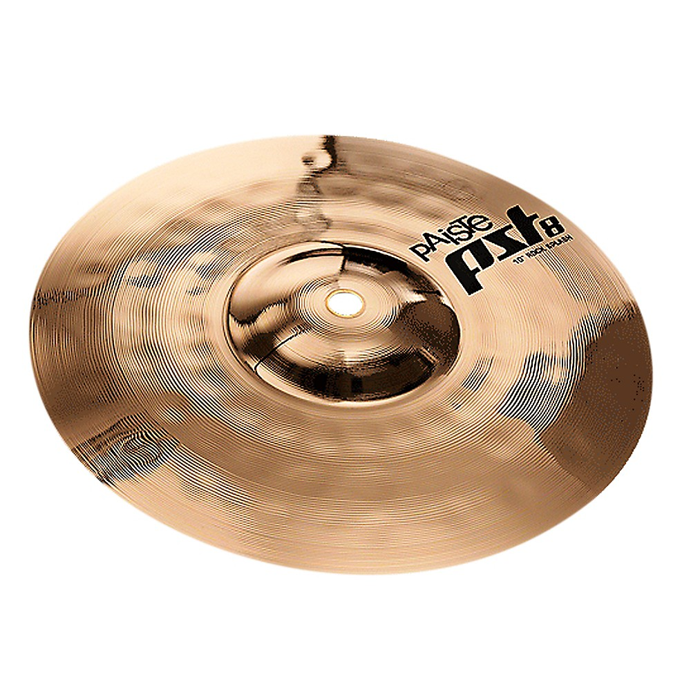Paiste PST 8 Reflector Rock Splash 10 in. 1369150601288